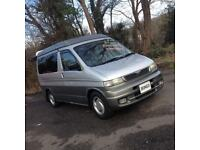 HI SPEC MAZDA BONGO 2.5TD DAY CAMPER/SURF BUS KITCHEN CONVERSION/COOLANT ALARM MAINS HOOK UP/NEW MOT