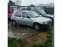 1987 Peugeot 205 GR barn find