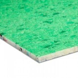 8mm carpet underlay - 15m² roll for £30
