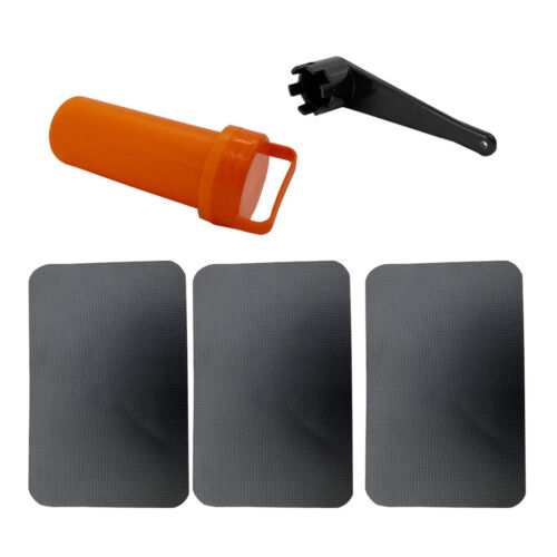 Inflatable Boat Repair Kit PVC Patch & Wrench Watercraft Par