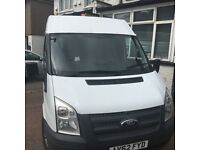 Ford Transit White, Full service - Excellent running conditions with flawless body