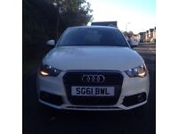 A perfect example of an Audi A1 1.4 TFSI sport with low mileage and in immaculate condition