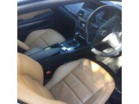 Mercedes e350 cdi v6 .. metallic black ...