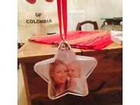 Photo Christmas decoration