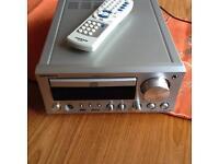 Onkyo DAB CR-505DAB Radio/CD Receiver + Speakers As New