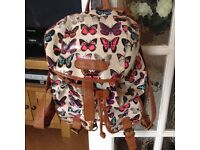 Reduced priceLadies Beautiful Butterfly Backpack