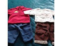 0-3 mths Disney Bundle of Clothes