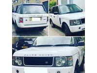 Land Rover, RANGE ROVER, Estate, 2005, Other, 2926 (cc), 5 doors