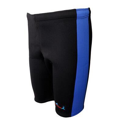 Männer Frauen 3mm Neoprenanzug Shorts Kanu Kajak Surf Schwimmen Radfahren S