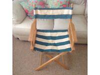 Folding Garden/Patio Chair