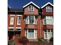 Choice of Rooms in Well Located House in Uplands, Swansea