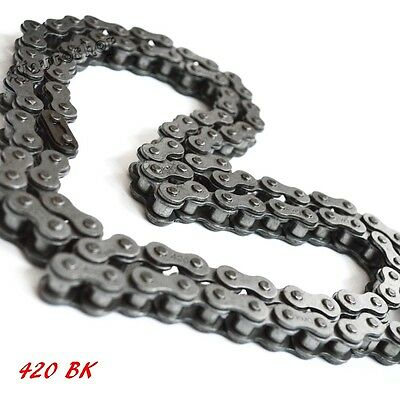 NEW MOTORCYCLE STANDARD CHAIN 420-104 LINK
