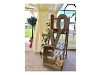 Hire Our Love & Ladder Set - £30 - Manchester