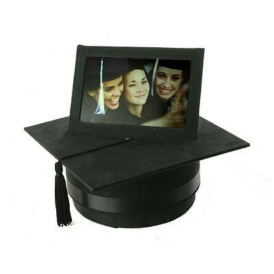 Graduation Hat styled keepsake box with photoframe, a great Graduation Gift Idea