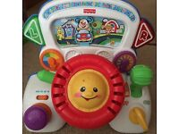 Fisher Price Rumble Driver