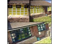 WE SPRAY YOUR OLD UPVC windows and doors !