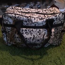 d17c0d7c6a9c2 bababing mani black backpack changing bag