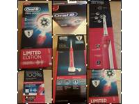 ORAL B ELECTRIC TOOTHBRUSH - PRO 2000 - Brand New