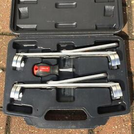 Armeg Tap Spanners brand new in case!