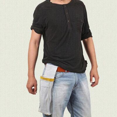 Split Leather Welding Rod Bag Holder Welder Electrode Packet New