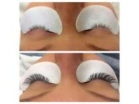 Eyelash extensions (mobile )