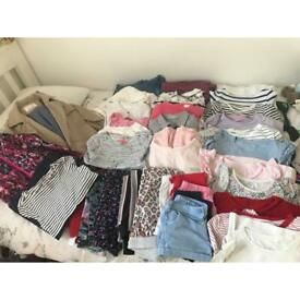 Girls Clothes Bundle-mixed ages from 4,5,6,7