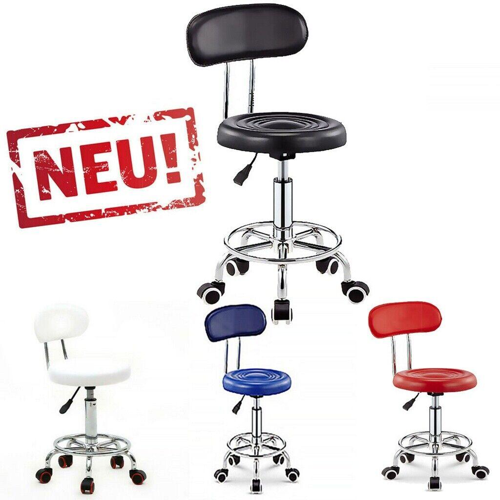 rotierend hohes rückenlehne Bürostuhl Actiu breites Sitzen grau