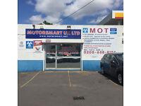 Experienced Motor Technician - self employed