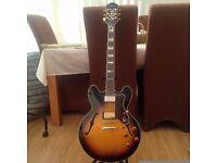 Epiphone Sheraton II Pro Vintage Electric Guitar