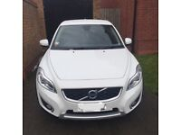 Volvo C30 (62) SE Lux **Top Spec** (start stop) Leather upholstery / Sat Nav / Heated Seats