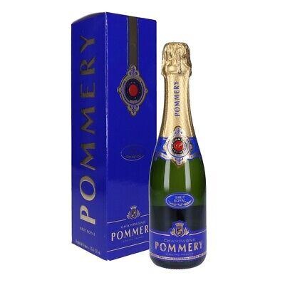 Pommery Brut Royal Champagner 1 x 0,375 L