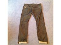 Diesel Dark Blue Jeans
