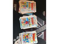 Dandy comics from 1995- 1997