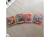 Selection of Kids dvd's