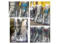 FREE DELIVERY VAX AIR BAGLESS UPRIGHT VACUUM CLEANER HOOVERS cfm