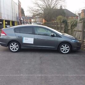 Honda Insight Hybrid Automatic with Uber plate