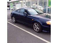 Hyundai Coupe 2.7