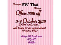 🎉New open Sawan Thai massage✨