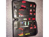 Computer Technician 52 Piece Tool Kit