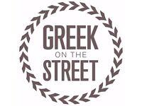 Supervisor-Greek on the street- Croydon