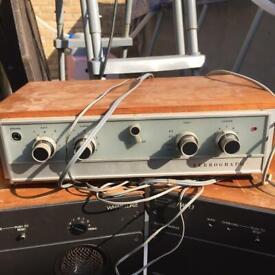 Old school amp