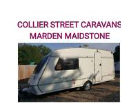 1997 2 berth + motor movers Fleetwood garland eb luxe 148/2
