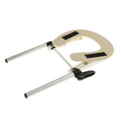 Verstellbare Kopfstütze Massagezubehör Kopfteil  aus Aluminium für