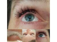Individual Eyelash Extensions (Russian Volume & Classic look)