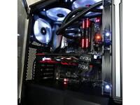 Custom Gaming PC System MSI Gaming X GTX 1070 8G