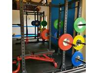 Personal training in new private facility