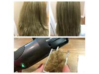 Mobile Hairdresser who Removе damaged hair ends ( with split trimmer)