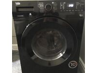 Beko washing machine & dryer. 8kg load. 18 mth old in excellent cond. can drop off free if local