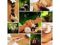 MASSAGE Health Relaxation Wellbeing