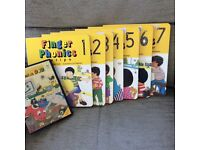 Jolly phonic books and DVD